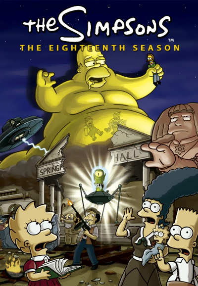 The Simpsons: Season 18