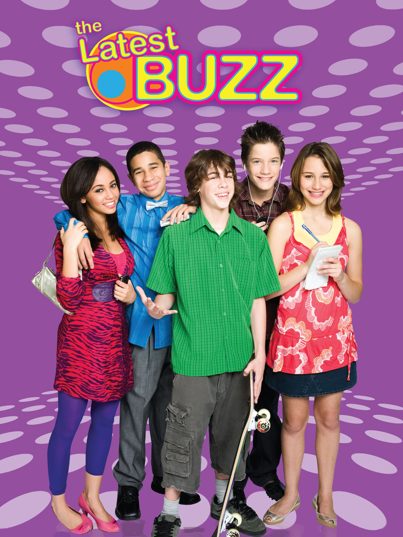 The Latest Buzz: Season 1