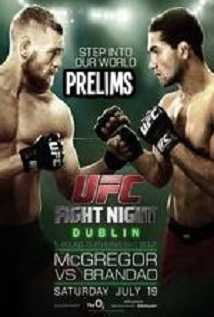Ufc Fight Night 46 Prelims