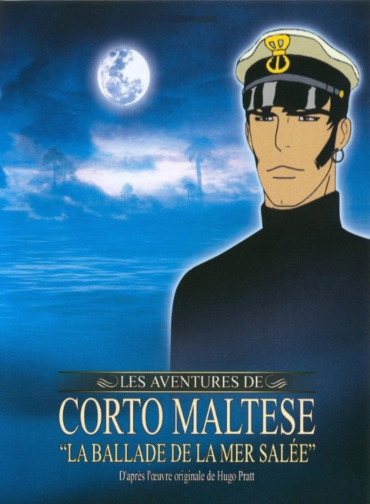 Corto Maltese: The Ballad Of The Salt Sea
