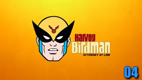 Harvey Birdman, Attorney At Law: Season 4