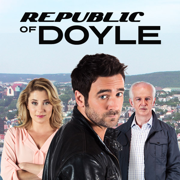 Republic Of Doyle: Season 3