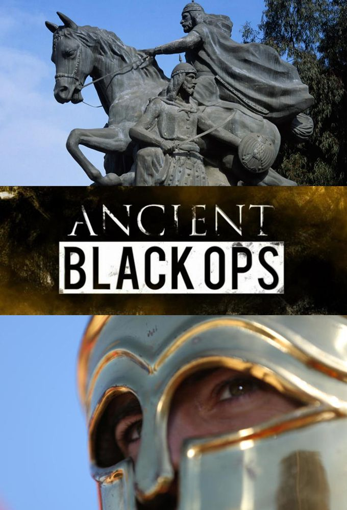 Ancient Black Ops: Season 1