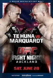 Ufc Fight Night: 43 Tehuna Vs. Marquardt