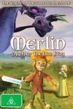 Merlin And Arthur The Lion King