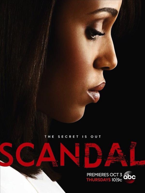 Scandal: Season 3