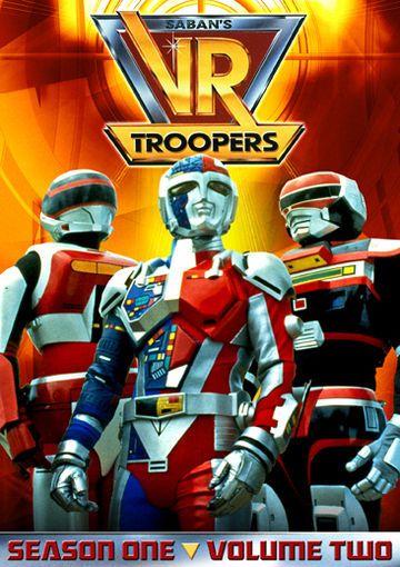V.r. Troopers: Season 1