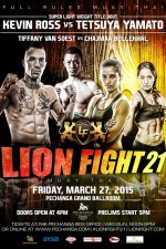 Lion Fight 21