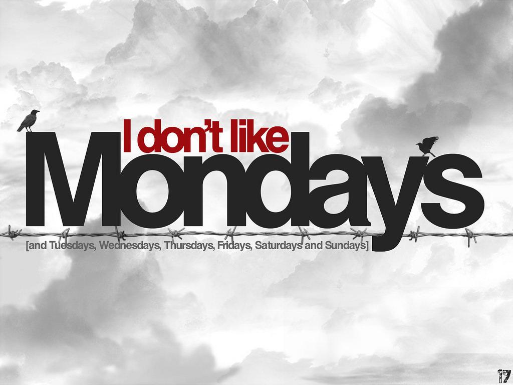 I Don't Like Mondays: Season 1