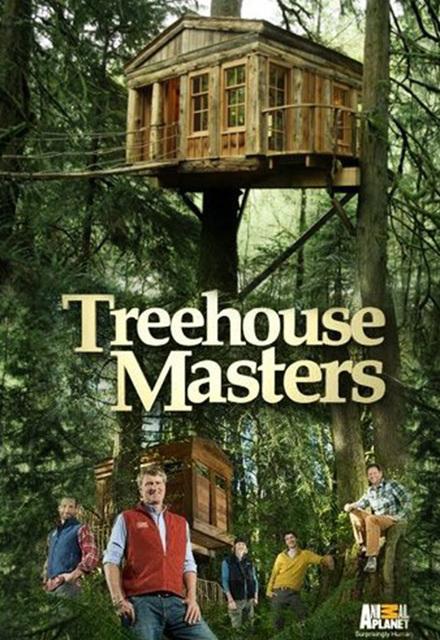 Treehouse Masters: Season 4