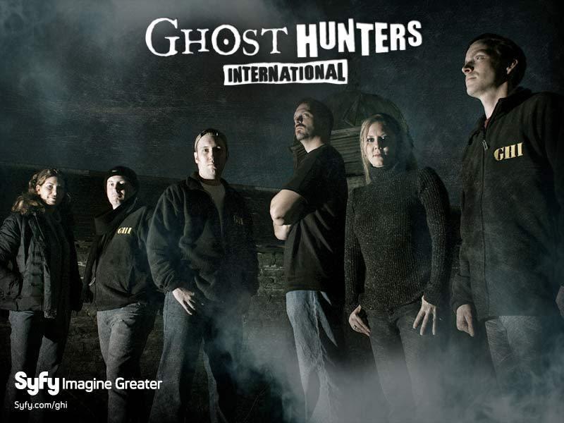 Ghost Hunters International: Season 3