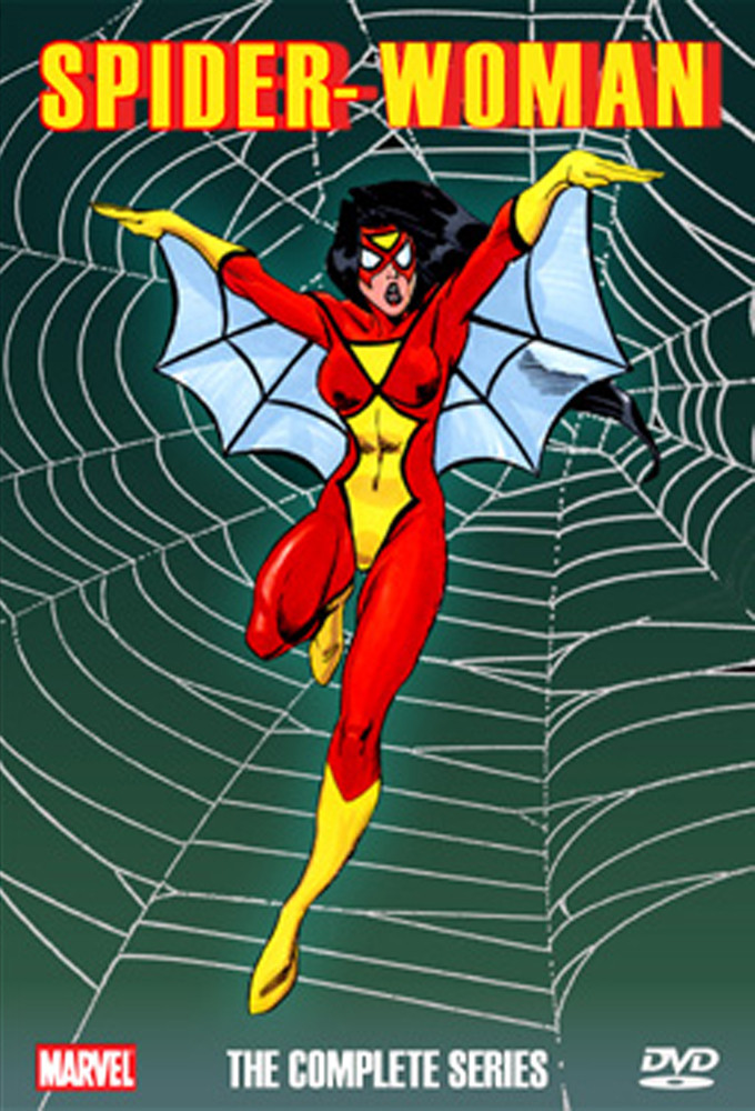 Spider-woman: Season 1