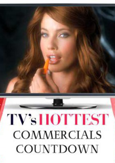 Tvs Hottest Commercials Countdown 2015