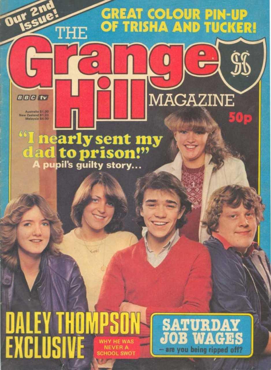 Grange Hill: Season 9