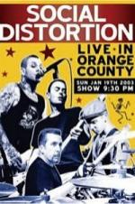 Social Distortion - Live In Orange County