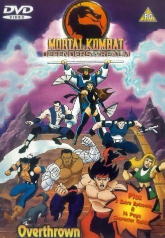 Mortal Kombat: Defenders Of The Realm: Season 1
