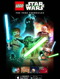 Lego Star Wars: The Yoda Chronicles Mini Movies