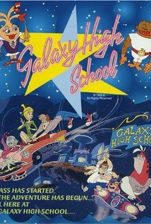 Galaxy High School: Season 1