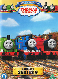 Thomas The Tank Engine & Friends: Season 8
