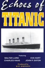 Titanic: Echoes Of Titanic