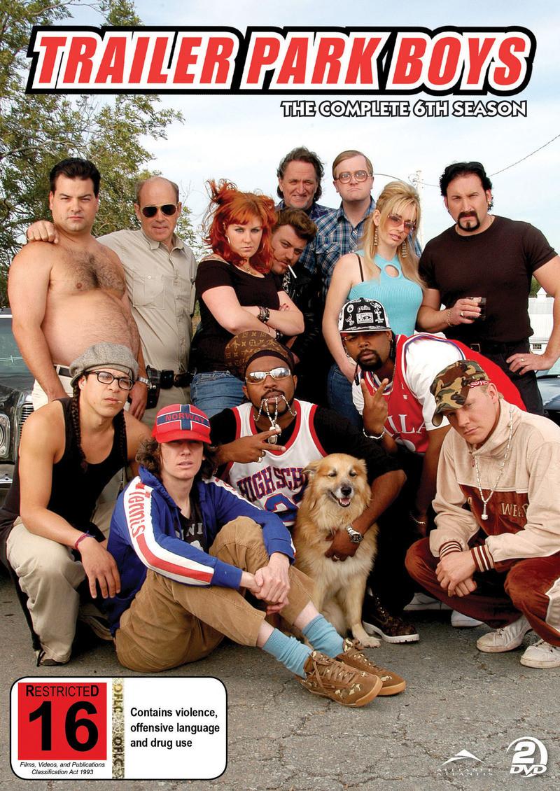 Trailer Park Boys: Season 6
