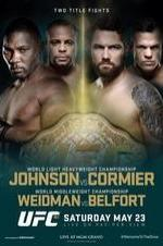 Ufc 187 Anthony Johnson Vs Daniel Cormier