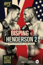 Ufc 204: Bisping Vs Henderson