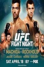 Ufc On Fox 15 Machida Vs Rockhold