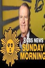 Cbs News Sunday Morning: Season 38