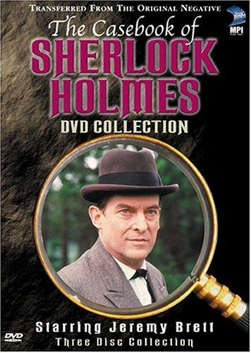 The Case-book Of Sherlock Holmes: Season 1