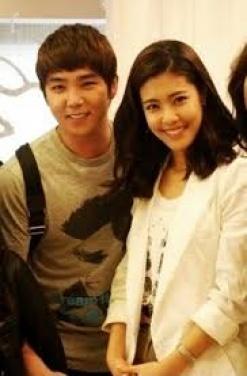 Wgm Jungsaori Couple