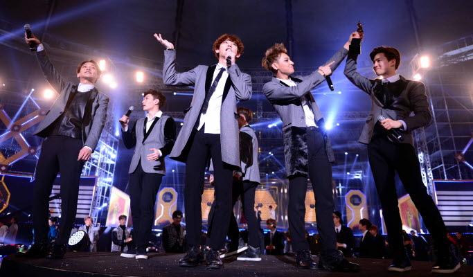 The 25th Seoul Music Awards