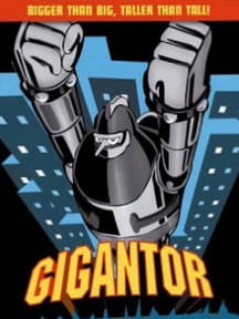 Gigantor (dub)