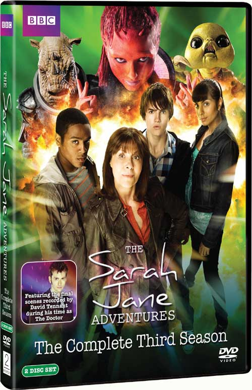 The Sarah Jane Adventures: Season 3