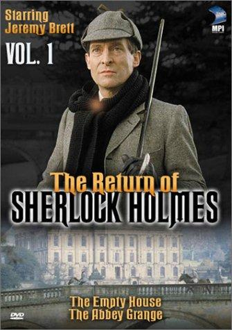 The Return Of Sherlock Holmes: Season 1