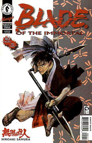 Blade Of The Immortal: Season 1