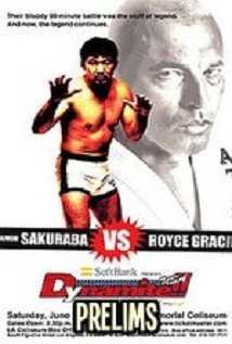 Elitexc Dynamite Usa Gracie V Sakuraba Prelims