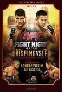 Ufc Fight Night 48 Bisbing Vs Le
