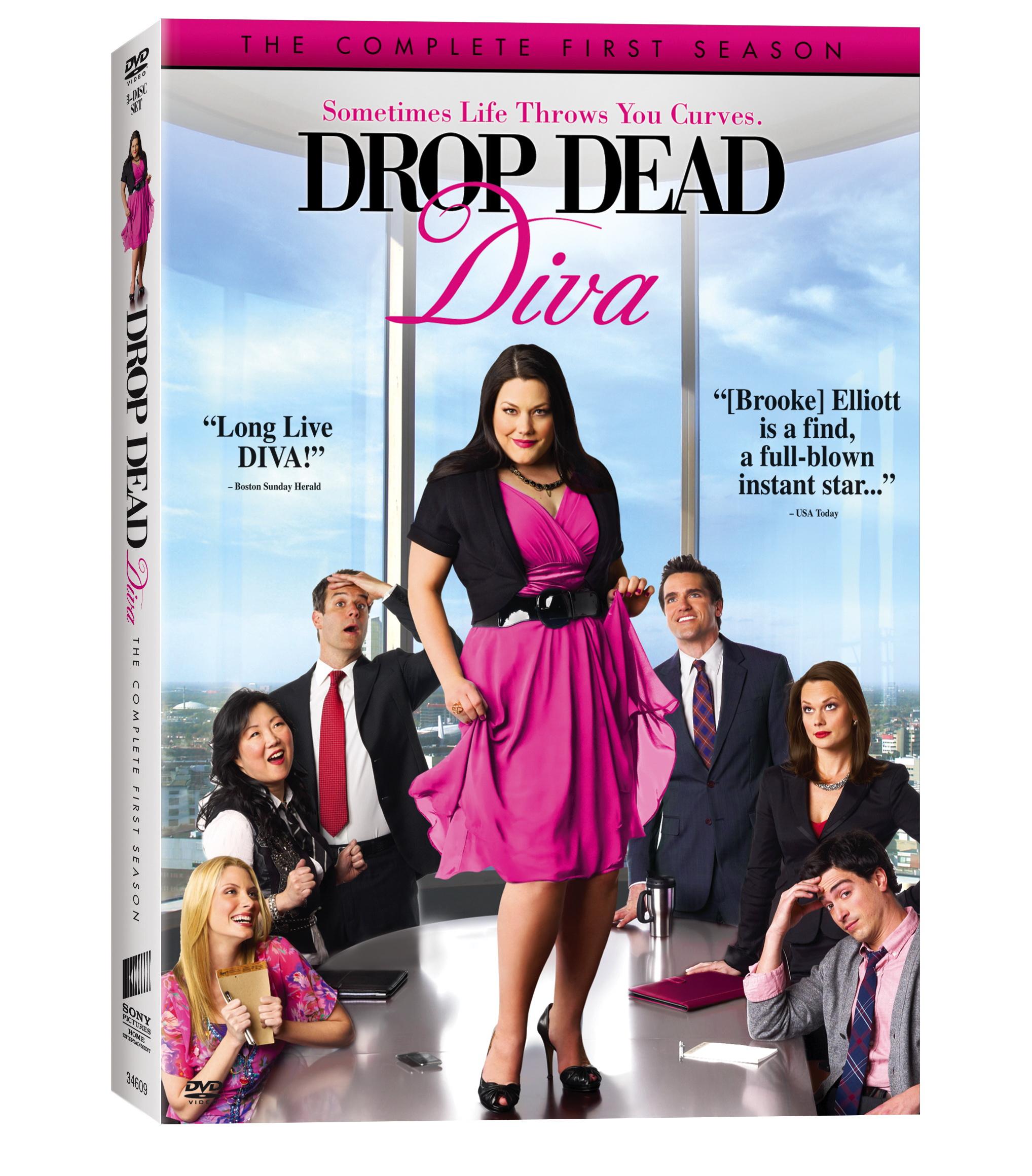 Drop Dead Diva: Season 2