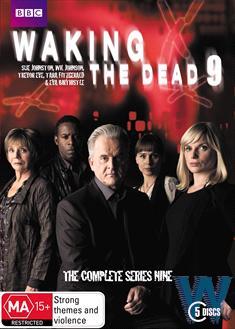 Waking The Dead: Season 9