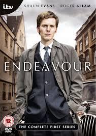 Endeavour: Season 1